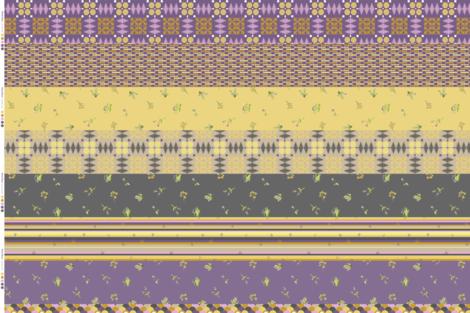 Welsh-Coast-WOFSY_urchin fabric by bee&lotus on Spoonflower - custom fabric
