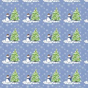 Snowman Christmas