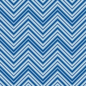 Blue Chevron © Gingezel™