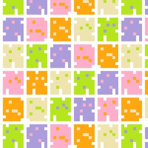 Pixel Patchwork
