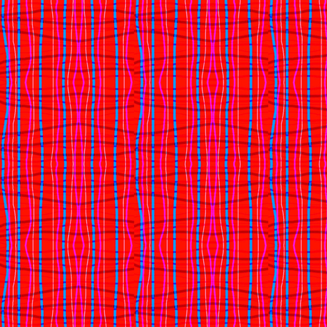 plaid_redder fabric by mammajamma on Spoonflower - custom fabric