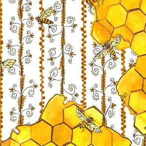 honey with More Bees