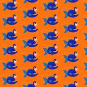 Blue Angler