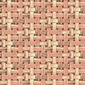 Pink Dim Sum Basket