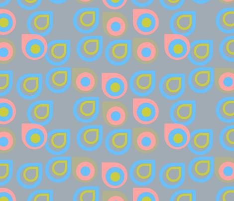 teardropers-ed fabric by hmilwicz on Spoonflower - custom fabric