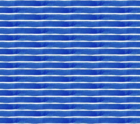 cestlaviv_multiblueRibbon fabric by cest_la_viv on Spoonflower - custom fabric