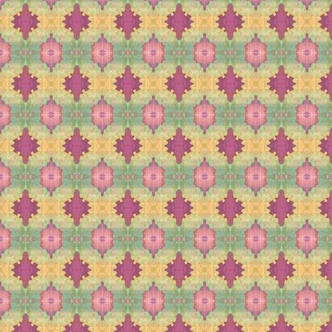 RED FLOWERS? fabric by vasonaarts on Spoonflower - custom fabric