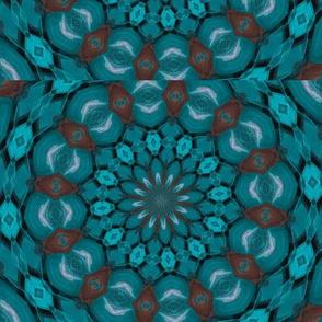 Kaleidescope 3676 k3 aqua