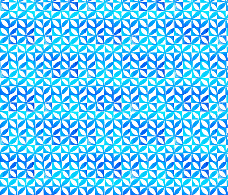 Positive/Negative Interplay fabric by timaroo on Spoonflower - custom fabric
