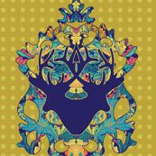 Autumn Winter Antelope : Novo Morris Collection