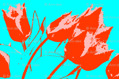 red tulips 4-ever