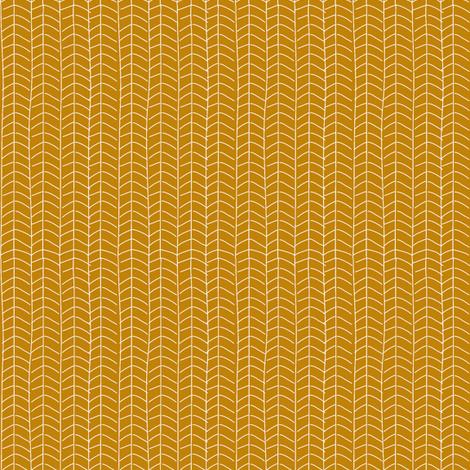 Gold Herring fabric by jacinda on Spoonflower - custom fabric