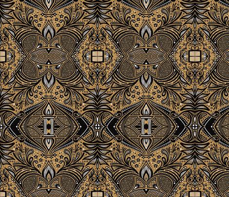 Thalames fabric by siya on Spoonflower - custom fabric