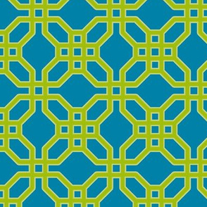 Iraqi_Grille_2__-turquoise_