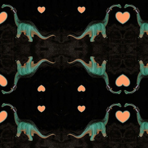 Jurassic Romance-ed