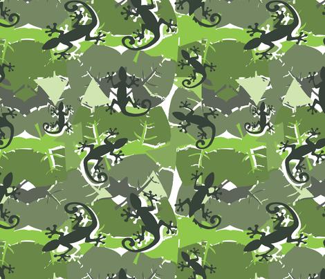 gek-ko fabric by infinity on Spoonflower - custom fabric