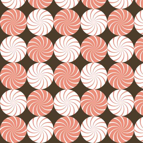 prawn balls R4 x2 fabric by sef on Spoonflower - custom fabric