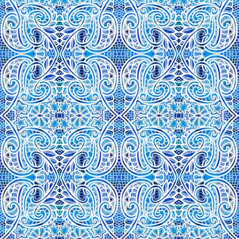 Stars and Dragon Skin fabric by edsel2084 on Spoonflower - custom fabric
