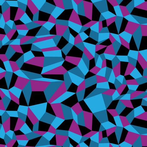 Quadrametric - Variation 1 fabric by robyriker on Spoonflower - custom fabric