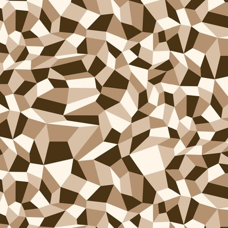 Quadrametric - Variation 3 fabric by robyriker on Spoonflower - custom fabric