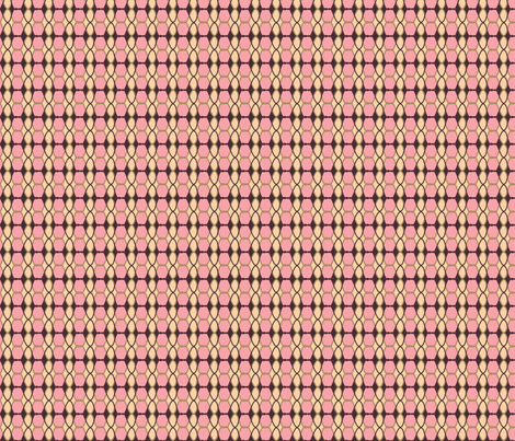 Pretty in Pink fabric by firedryad1 on Spoonflower - custom fabric
