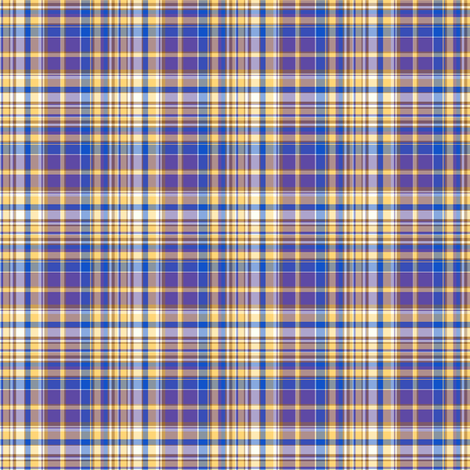 Picnic Plaid tiny fabric by wiccked on Spoonflower - custom fabric