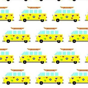 Pixel Van