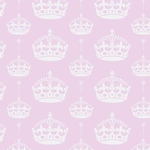 Monarchy on Lilac