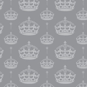 Monarchy in two grays