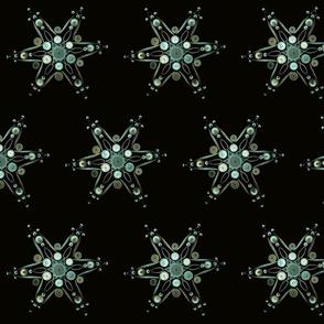diatom blue star