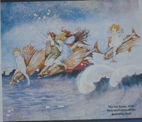 The Sea Fairies, 1916