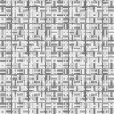 concealment silver fabric by glimmericks on Spoonflower - custom fabric