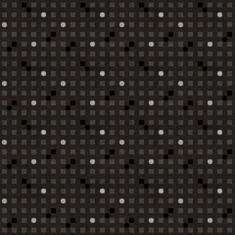tiny geometric fabric by glimmericks on Spoonflower - custom fabric