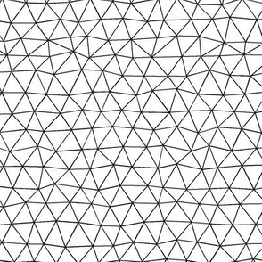 Dizzy triangles