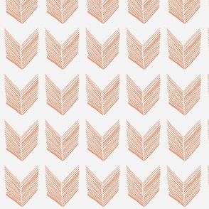 arrow lines-orange