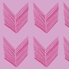 arrow lines-lavendar