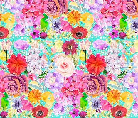 Summer_bouquet_turquoise_paint_daubs_shop_preview