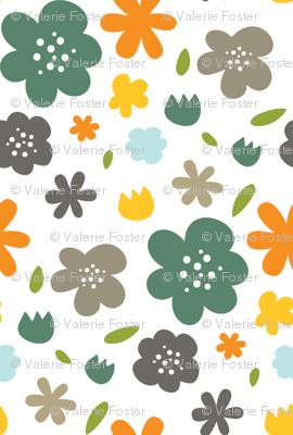Backyard 004 - Summer Palette