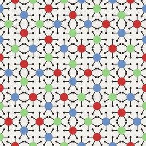 particle physics polkadots