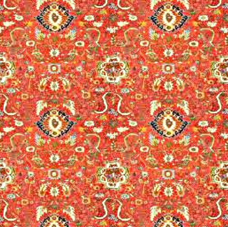 Flying Carpet fabric by amyvail on Spoonflower - custom fabric