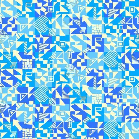 Rrrgeometric_shoes_competition_-_blue_squares_cream_pattern_shop_preview