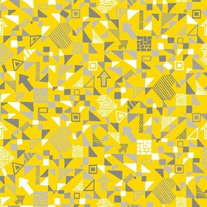 Small-abstract-geometrics-grey-and-white-on-yellow