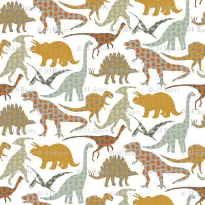 Spotted Dinos