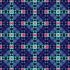Floral Kaleido 01
