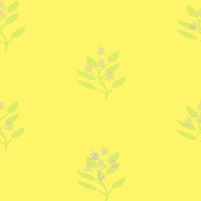 LittleGirlsRoom_of__floral_Stripe