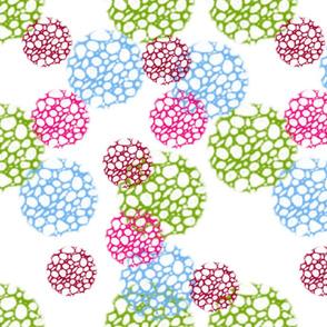 Delightful Dahlia Dots