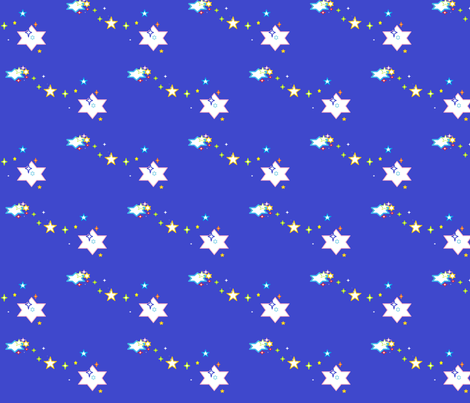 stars_2 fabric by maria670_5 on Spoonflower - custom fabric
