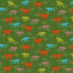 Bubbie's dinosaurs