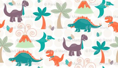 Dinos In Bowties
