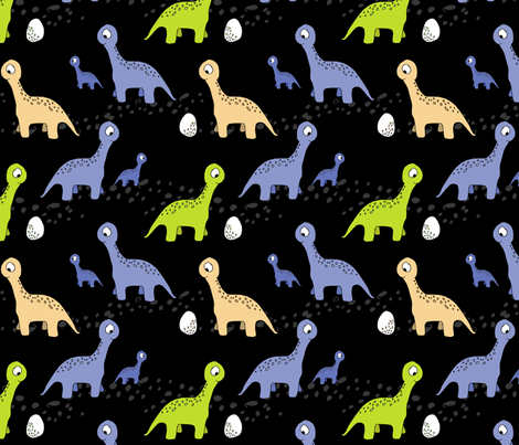 A mother's love fabric by karapeters on Spoonflower - custom fabric